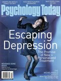 Psychology Today Magazine - Halfjaarabonnement_