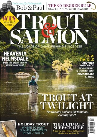 Trout & Salmon Magazine