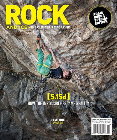 Rock and Ice Magazine