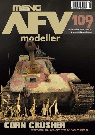 MENG AFV Modeller Magazine