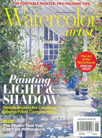 Watercolor Artist Magazine