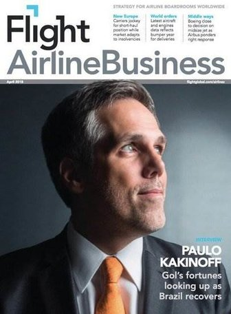 Flight Airline Business Magazine