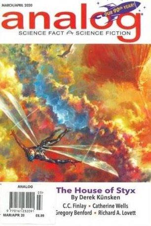 Analog Science Fiction & Fact Magazine