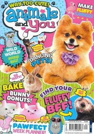 Animals & You Magazine