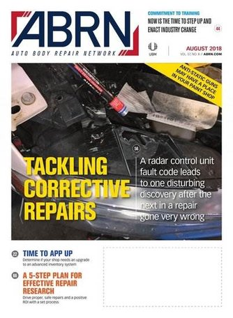 Automotive Body Repair News Magazine