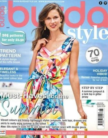 Burda Style (UK) Magazine