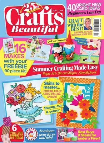 Crafts Beautiful Magazine