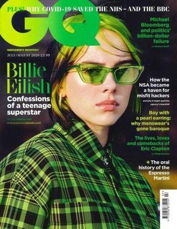 GQ (UK) Magazine