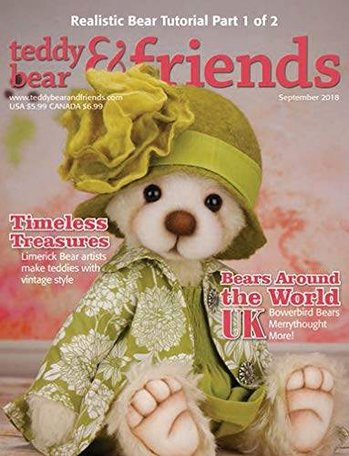 Teddy Bear & Friends Magazine