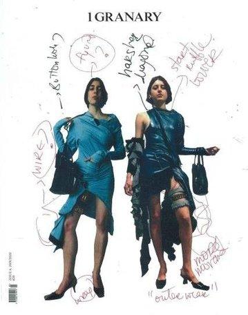 1 Granary Magazine