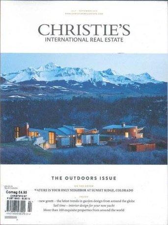 Christie's International Real Estate Magazine