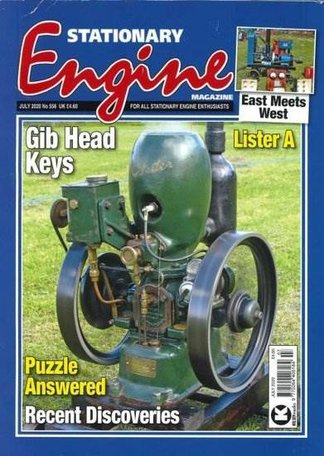 Stationary Engine Magazine