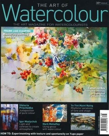 The Art of Watercolour Magazine (English Edition)