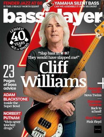 Bass Player Magazine