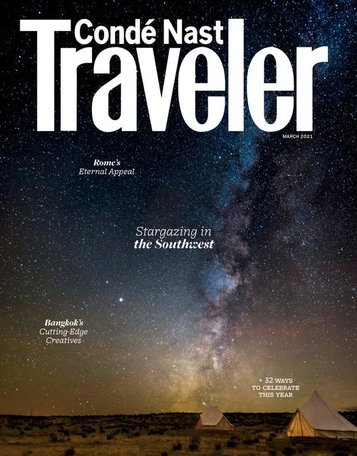 Conde Nast Traveler (USA) Magazine