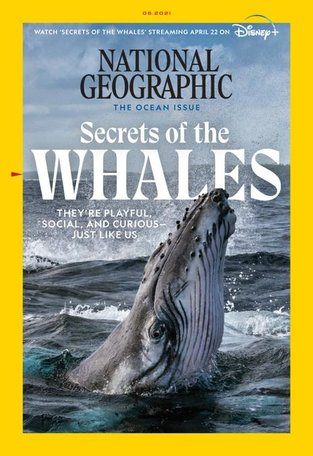 National Geographic (English edition) Magazine