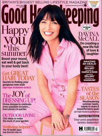 Good Housekeeping (UK) Magazine