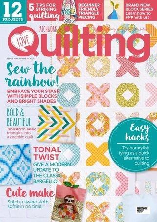 Love Patchwork & Quilting Magazine