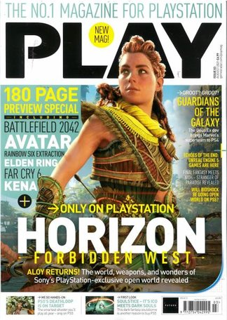 Playstation: Official Magazine