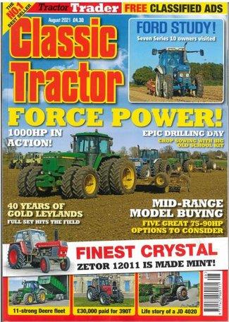 Classic Tractor Magazine