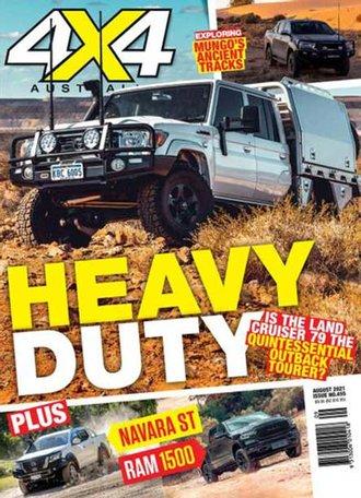 4X4 Australia Magazine
