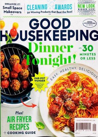 Good Housekeeping (USA) Magazine