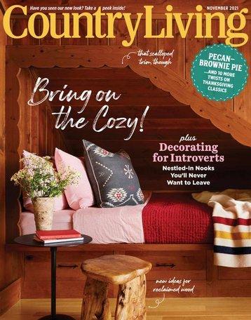 Country Living (USA) Magazine