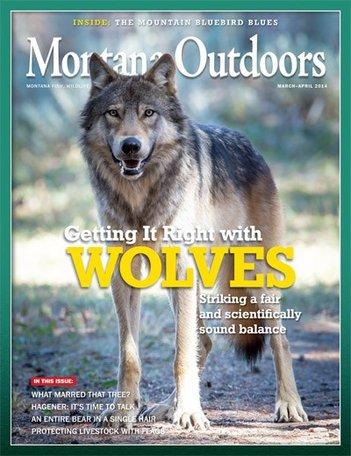 Montana Outdoors Magazine