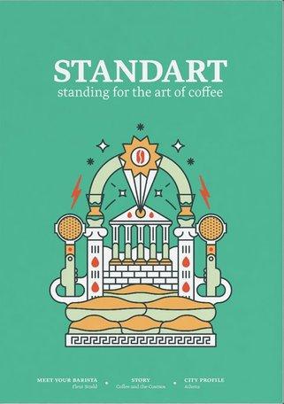 Standart Magazine (English Edition)