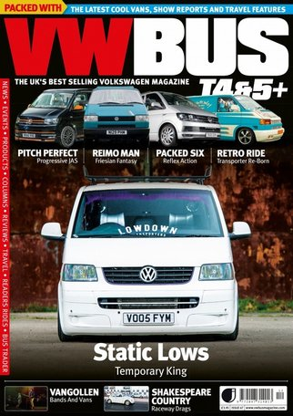 VW Bus T4&T5 Magazine