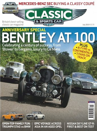 Classic & Sports Car Magazine