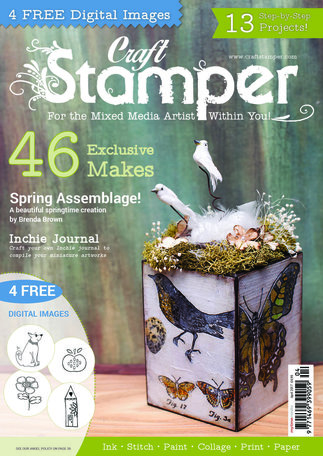 Craft Stamper Magazine