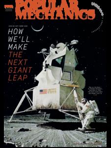 Popular Mechanics Magazine - Jaarabonnement